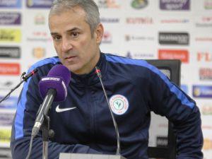 """İsmail Kartal: """"İki Haftadır Maç Yapmadığımız İçin Konsantrasyonumuz Eksikti"""""""