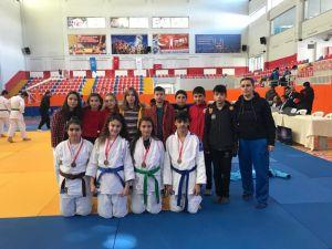 Ispartalı Judocular Müsabakalara Hazırlanıyor