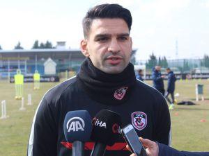 """Muhammed Demir: """"Kaçırdığım Penaltılar İçin Çok Üzgünüm"""""""