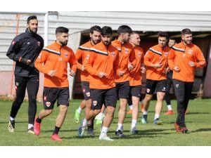Adanaspor'da Altay Maçı Hazırlıkları Sürüyor