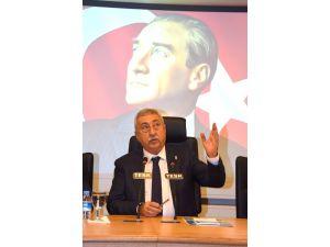 """Tesk Genel Başkanı Palandöken: """"Damlaya Damlaya Göl, Kuruşlarla İse Milyar Olur"""""""