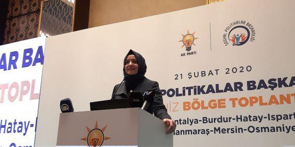 """AK Parti Genel Başkan Yardımcısı Kaya: """"Gezi Parkı olaylarının askeri darbe ve muhtıralardan farkı yok"""""""
