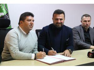 Denizlispor'da Bülent Uygun Dönemi Resmi Olarak Başladı