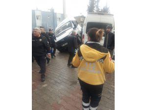 Osmaniye'de Öğrenci Taşıyan İki Minibüs Kaza Yaptı: 20 Yaralı