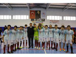 Kaş'ta Futsal Heyecanı Sona Erdi
