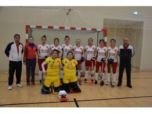 Gaziantep Polisgücü, Avrupa Finallerinde