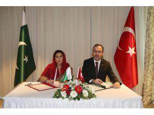 Pakistan Ve Özbekistan İle İşbirliği Protokolü İmzalandı