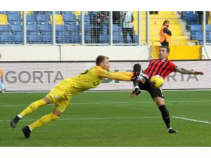 Süper Lig : Gençlerbirliği: 1 - Mke Ankaragücü: 0 (Maç Sonucu)