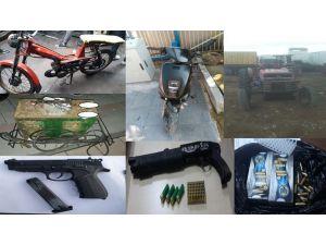 Denizli'de 1 Haftada Çeşitli Suçlardan Aranan 288 Şahıs Yakalandı
