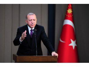 """Cumhurbaşkanı Erdoğan: """"5 Mart'ta En Kötü İhtimalle Putin İle Bir Araya Gelmemiz Söz Konusu"""""""