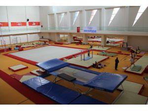 Cimnastik Türkiye Şampiyonası Mersin'de Yapılacak