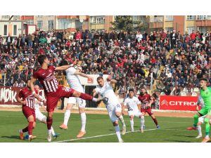 Tff 1. Lig: Hatayspor: 1 - Osmanlıspor: 0
