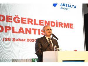 """Vali Karaloğlu: """"2020'nin hedefi 18 milyondu, inşallah bunu da aşacak performansı gösteririz"""""""