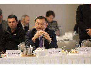 Başkan Yücel'den GZP Alanya Havalimanı açıklaması