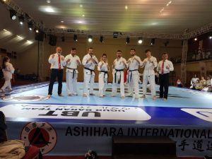 Pursaklar Belediye Spor Kulübü Sporcuları İlk Kez Avrupa Şampiyonu Oldu
