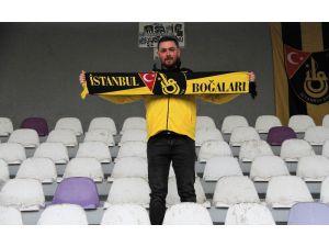 Keçiörengücü Deplasmanında İstanbulspor'a Tek Kişilik Destek