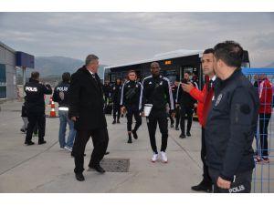 Alanyaspor İle Karşılaşacak Beşiktaş Antalya'ya Geldi