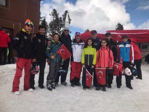 Isparta Davraz Kayak Kızak Takımından Türkiye Dereceleri
