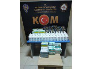 Merdiven Altı Sağlık Malzemesi Üreten İş Yerine Operasyon