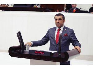 Milletvekili Taşdoğan'dan Sahra Hastanesi Önerisi