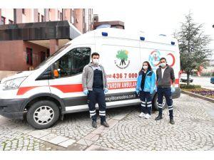 Hamilelere Özel Acil Yardım Ambulansı