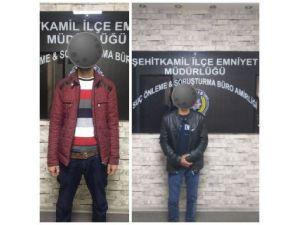 Gaziantep'te Cezaevi Firarisi İki Şahıs Yakalandı