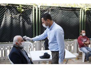 Antalya'da 65 yaş üzeri 88 bimekan vatandaş için özel merkez