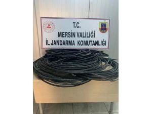 Damlama Borularını Çalan Hırsızlar Yakalandı