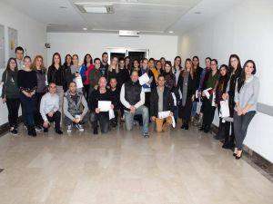 Kıbrıslı kadınlar, Hamilelik Okulu'nda anneliğe hazırlanıyor
