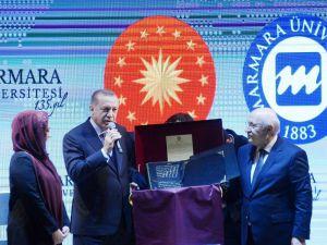 """""""Recep Tayyip Erdoğan Külliyesi için Türkiye'nin en modern projesini hazırladık"""""""