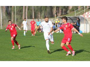 Kasımpaşa- FK Partizani: 1- 0
