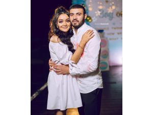 Azerbeycan'ın Gözde Çifti Aypara Shikhiyeva İle Ali Mammadova Evlendi