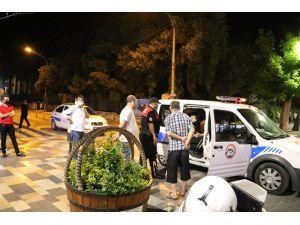 Kahramanmaraş'ta Maskesiz Gezen 101 Kişiye Ceza