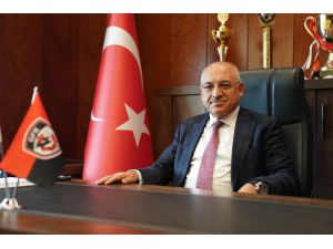 Gaziantep Fk Başkanı Büyükekşi'den Bayram Mesajı