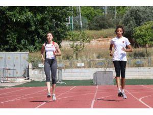 Milli Atletizmcilerin Hedefi Olimpiyatlar