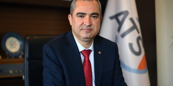 """ATSO Meclis Başkanı Özer: """"Sigorta acenteleri olarak yönetmeliğin iptalini bekliyoruz"""""""