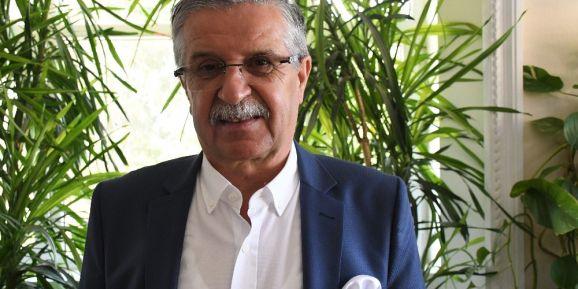 """Başkan Topaloğlu: """"Vali Karaloğlu Antalya için büyük kazanç"""""""