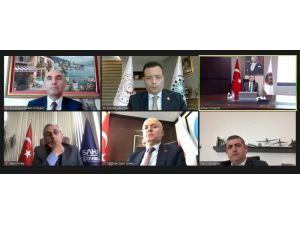 Yeni Bir Gelişme Ekseni Olarak Savunma Sanayi Konulu Panel Video Konferans Yöntemi İle Yapıldı
