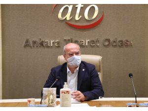 Kantin İşletmecilerinin Sorunları Ato'da Ele Alındı