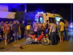 Osmaniye'de İki Motosiklet Çarpıştı: 3 Yaralı