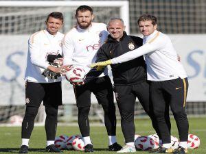 Galatasaray Antalya kampını tamamladı