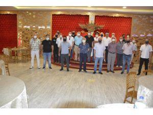 Düğün Salonu Sahiplerine Korona Eğitimi