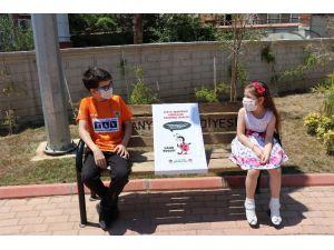 Çocuk parklarında Covid-19 revizyonu