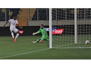 Süper Lig: Gençlerbirliği: 0 - Kasımpaşa: 1 (İlk Yarı)