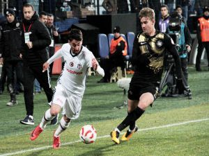 Ziraat Türkiye Kupası: Osmanlıspor: 2 - Beşiktaş: 1 (Maç sonucu)