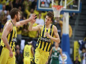 THY Euroleague: Fenerbahçe Doğuş: 67  - Panathinaikos: 62