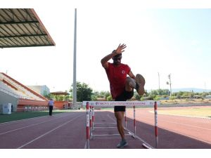 Milli Atletler Kampta Göz Dolduruyor