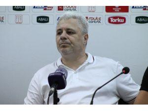 """Marius Sumudica: """"Bu 3 Puanın Bizi Süper Ligde Tutacağına İnanıyoruz"""""""