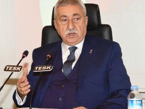 """Tesk Başkanı Palandöken: """"Kahvehanelere Şimdi Sahip Çıkma Zamanı"""""""