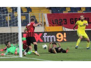 Süper Lig: Gençlerbirliği: 1 - Fenerbahçe: 1 (Maç Sonucu)